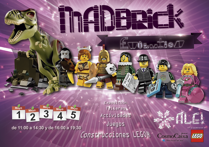 Cartel MADbrick Evolution
