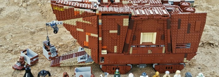 Review 75059 UCS Sandcrawler