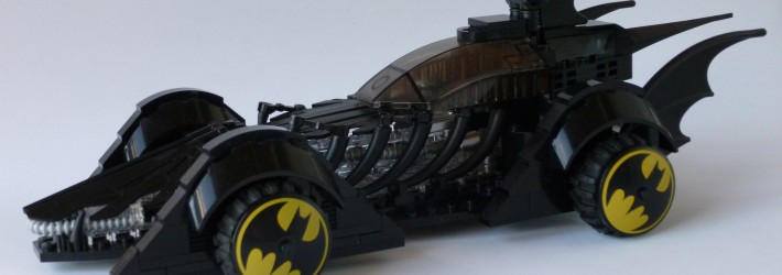 Batmovil batman forever