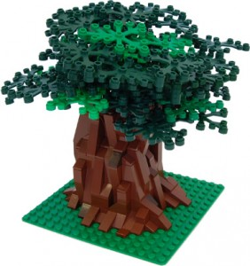 treehaus castle blocks instructions