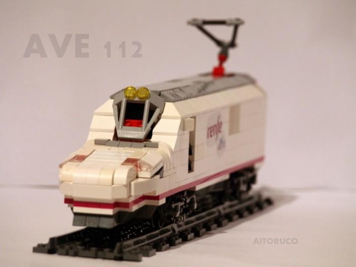 AVE 112 Pato