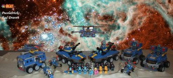 APC: PRD-76 Shooting Star operated by ADU