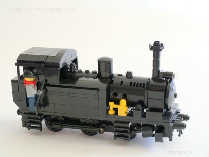 locomotora vascongada