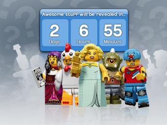 Nuevo videojuego de rol multijugador masivo LEGO