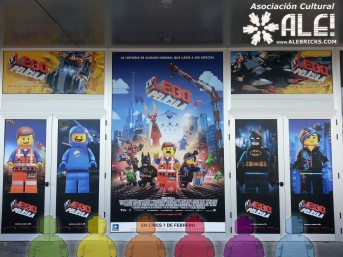 La LEGO Pelicula cartel