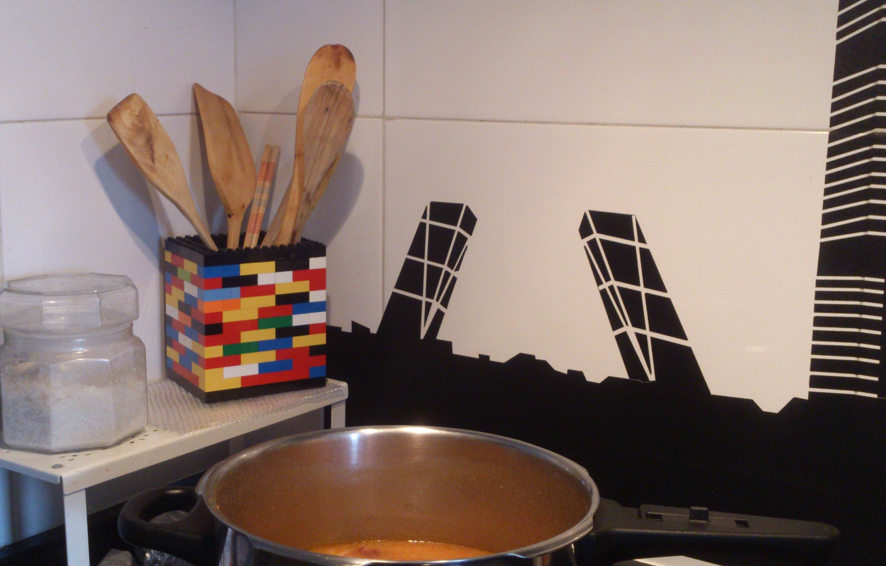Manualidades p gina 2 asociaci n cultural ale for Porta cucharas cocina