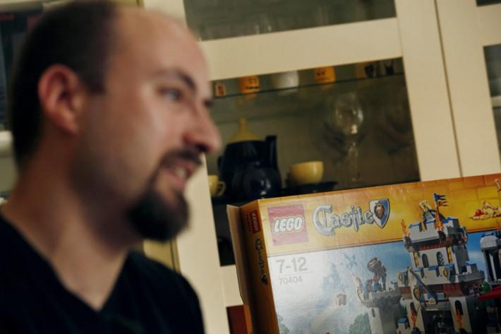 LEGOfan entrevista El Confidencial