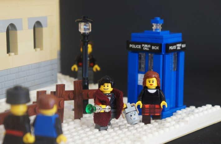 Trenzalore - Time of the doctor