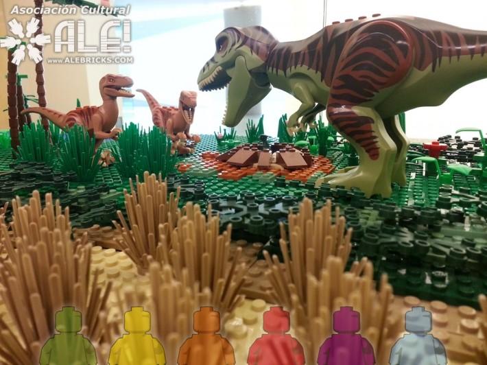 LEGO & Saurios