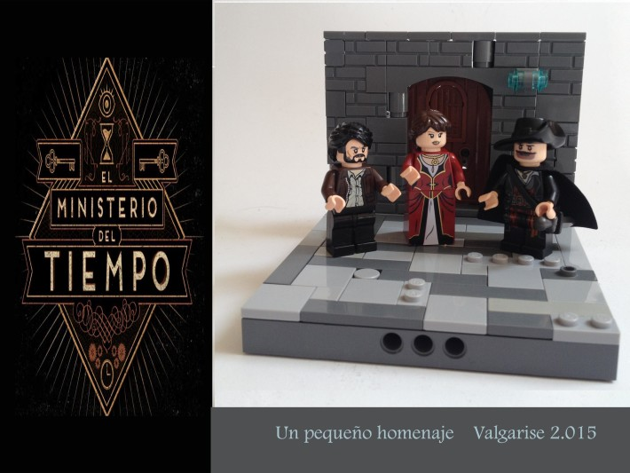 El Ministerio del Tiempo LEGO