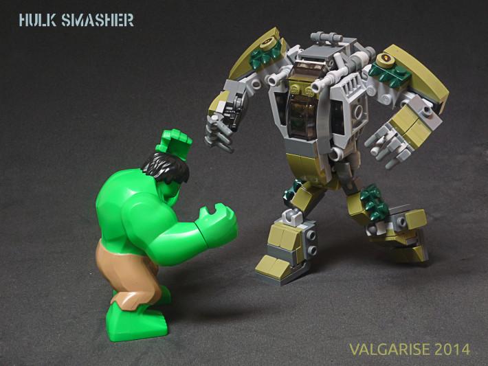 Hulk Smasher