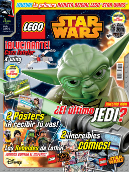Revista oficial LEGO Star Wars