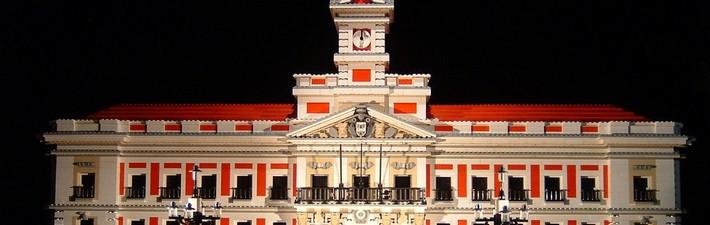 Puerta del sol madrid real casa de correos asociaci n for Edificio puerta real madrid