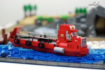 LEGO cars island 2